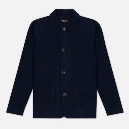 Мужской пиджак Barbour Heritage Pennan Woollen Navy