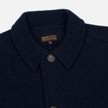 Мужской пиджак Barbour Heritage Pennan Woollen Navy фото- 1