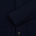 Мужской пиджак Barbour Heritage Pennan Woollen Navy фото- 3
