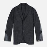Barbour Welwick Tailored Men's Blazer Clergy photo- 0