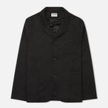 Мужской пиджак Edwin Prime Herringbone Wooly Black фото- 0