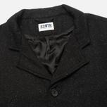 Мужской пиджак Edwin Prime Herringbone Wooly Black фото- 2