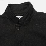 Мужской пиджак Edwin Prime Herringbone Wooly Black фото- 3