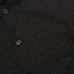 Мужской пиджак Edwin Prime Herringbone Wooly Black фото- 4