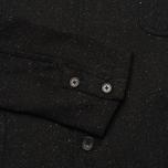Мужской пиджак Edwin Prime Herringbone Wooly Black фото- 5