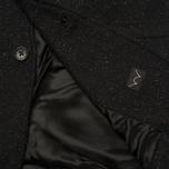 Мужской пиджак Edwin Prime Herringbone Wooly Black фото- 6