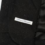 Мужской пиджак Edwin Prime Herringbone Wooly Black фото- 7