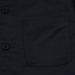 Мужской пиджак Edwin Union Twill 7.25 Oz Black фото- 5