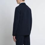 Мужской пиджак Nanamica Club Jacket Navy фото- 10