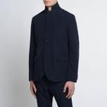 Мужской пиджак Nanamica Club Jacket Navy фото- 9