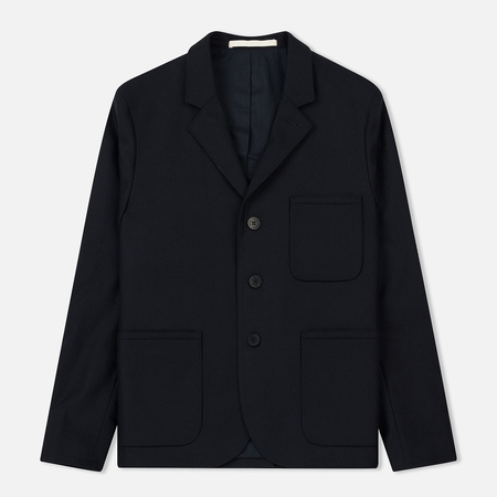 Мужской пиджак Norse Projects Boras Dry Wool Nylon Light Navy