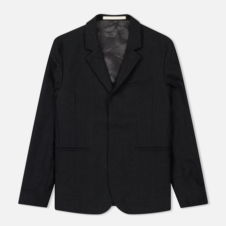 Мужской пиджак Norse Projects Samuel 2.0 Slim Wool Charcoal Melange