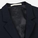 Мужской пиджак Norse Projects Samuel 2.0 Slim Wool Navy фото- 1