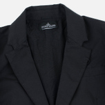 Мужской пиджак Stone Island Shadow Project SB Blazer Twill Black фото- 1