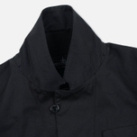Мужской пиджак Stone Island Shadow Project SB Blazer Twill Black фото- 2