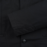 Мужской пиджак Stone Island Shadow Project SB Blazer Twill Black фото- 8