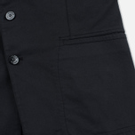 Мужской пиджак Stone Island Shadow Project SB Blazer Twill Black фото- 5