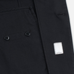 Мужской пиджак Stone Island Shadow Project SB Blazer Twill Black фото- 6