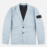 Stone Island Shadow Project SB Blazer Twill Men`s Blazer Grey photo- 0