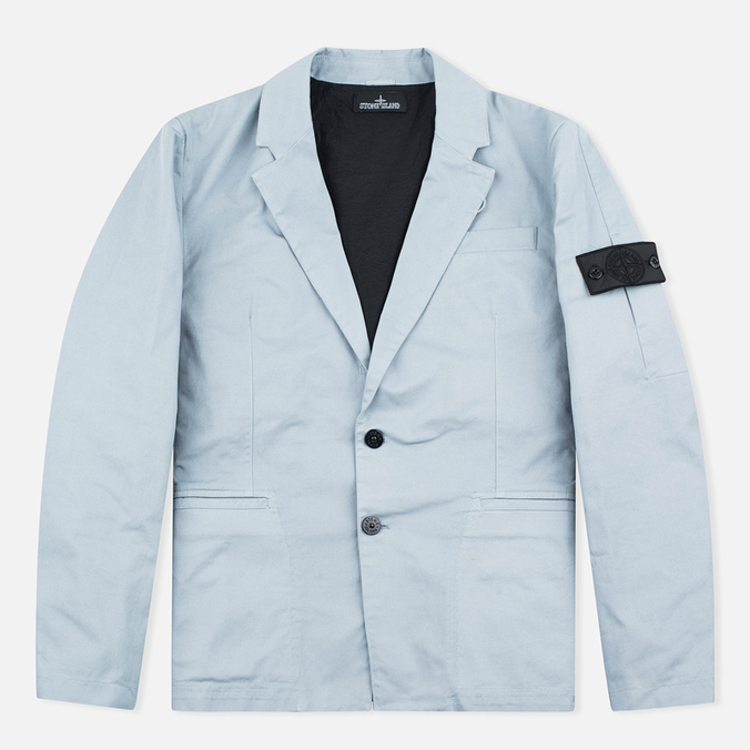 Мужской пиджак Stone Island Shadow Project SB Blazer Twill Grey