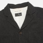 Мужской пиджак Universal Works Barra Charcoal фото- 1