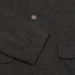 Мужской пиджак Universal Works Barra Charcoal фото- 3