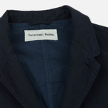 Мужской пиджак Universal Works Barra Poplin Dark Navy фото- 1