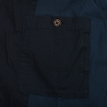 Мужской пиджак Universal Works Barra Poplin Dark Navy фото- 4