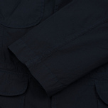 Мужской пиджак Universal Works Barra Poplin Dark Navy фото- 6