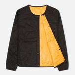 Мужская стеганая куртка Universal Works Chore Grey/Orange фото- 2
