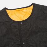 Мужская стеганая куртка Universal Works Chore Grey/Orange фото- 3