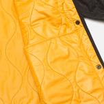 Мужская стеганая куртка Universal Works Chore Grey/Orange фото- 5