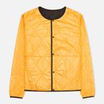 Мужская стеганая куртка Universal Works Chore Grey/Orange фото- 1