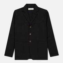 Мужской пиджак Universal Works London Twill Black фото- 0