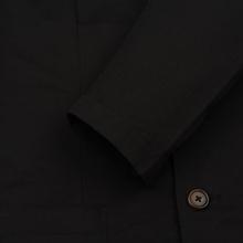 Мужской пиджак Universal Works London Twill Black фото- 3