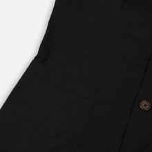 Мужской пиджак Universal Works London Twill Black фото- 4