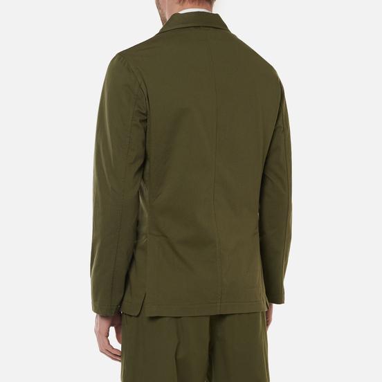 Мужской пиджак Universal Works London Twill Light Olive