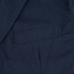 Universal Works London Twill Men`s Blazer Navy photo- 2