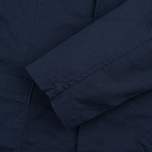 Universal Works London Twill Men`s Blazer Navy photo- 5