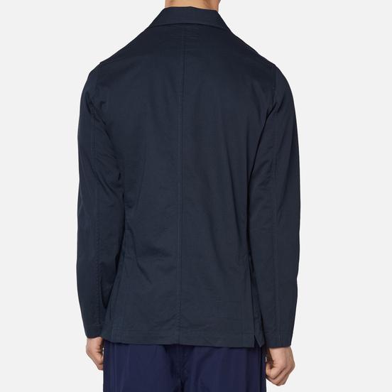 Мужской пиджак Universal Works London Twill Navy