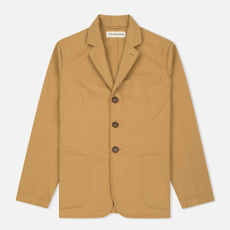 Мужской пиджак Universal Works London Twill Sand