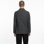 Мужской пиджак Universal Works London Wool Marl Grey фото- 7