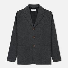 Мужской пиджак Universal Works London Wool Marl Grey фото- 0