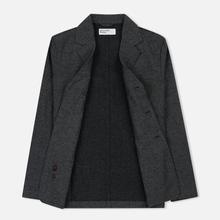 Мужской пиджак Universal Works London Wool Marl Grey фото- 2