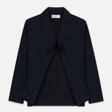Мужской пиджак Universal Works London Wool Marl Navy фото- 2