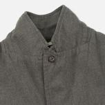 Мужской пиджак Universal Works Peak Lapel Texture Cotton Grey фото- 3