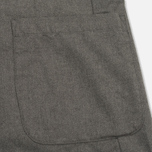 Мужской пиджак Universal Works Peak Lapel Texture Cotton Grey фото- 5