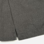 Мужской пиджак Universal Works Peak Lapel Texture Cotton Grey фото- 6