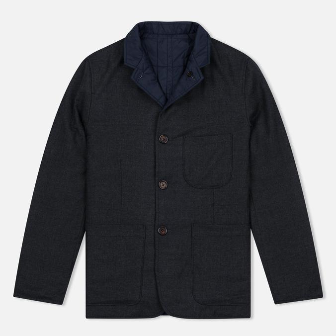 Мужской пиджак Universal Works Reversible Suit Charcoal/Navy