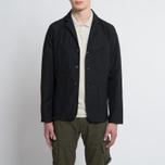 Мужской пиджак Universal Works Suit Cotton/Nylon Black фото- 8